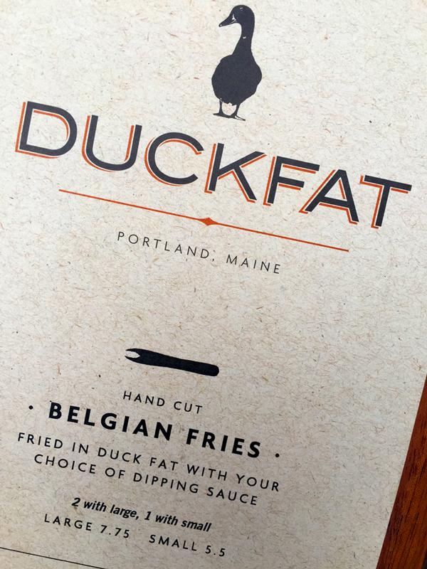 Duckfat - Portland, ME