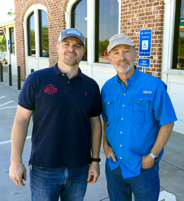 Caught up with Ryan Lane one day at Striplings Meats in Watkinsville, GA.